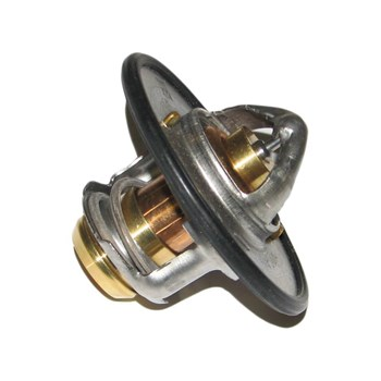 5292744 - Cummins OEM replacement thermostat, rated at 190° for 2003-2007 Dodge Cummins 5.9L and 2013-2015 Dodge Cummins 6.7L diesel trucks.
