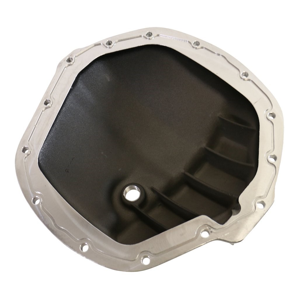 1081625-RCS - BD Diesel's Rear Differential Cover for 2013-2018 Dodge Cummins 2500 AAM with RCS (Rear Coil Spring)
