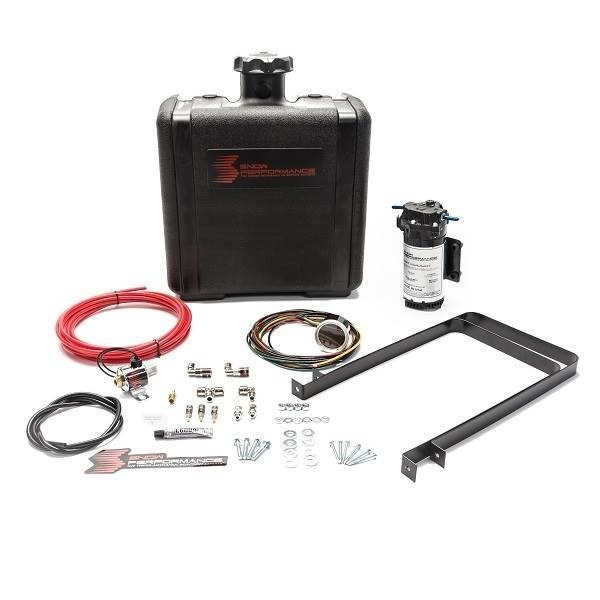 450 - Snow Performance PowerMax Diesel Stage 2 Boost Cooler Kit - Universal Application
