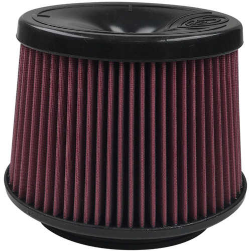 KF-1058 - Replacement Pre-Oiled Air Filter Element for S&B Cold Air Intake Systems on 2018-2019 Ford Powerstroke F150 V6 3.0L diesel trucks