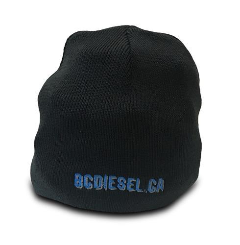 TOQUE LOGO BLK - BC Diesel Black Touque