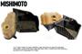 MMRT-F2D-08E - Mishimoto Aluminum Degas Tank - for Ford 6.4L Powerstroke 2008-2010 diesel trucks
