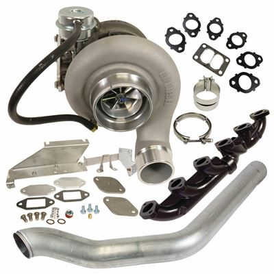 1045279 - BD Super B Special SX-E S363 Turbo Kit - Dodge 2008-2012 Cummins 6.7L