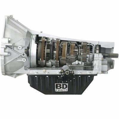 1064494 - BD Heavy Duty Performance Transmission - 4WD Ford 2008 - 2010