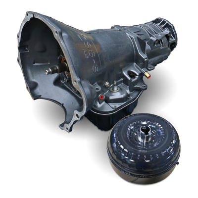 1064182SS - BD HD Transmission & Converter 47RE Package for your Dodge Cummins 5.9L 2000-2002 2WD turbo diesel
