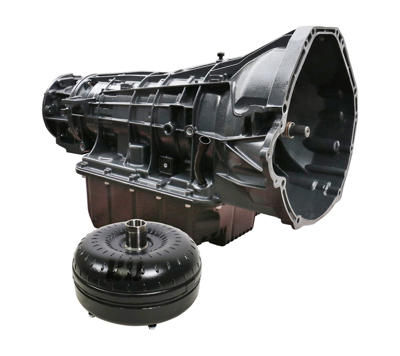 1064482SM - BD Diesel's HD Transmission & Torque Converter Package for 2003-2004 Ford Powerstroke 6.0L 2WD diesel trucks