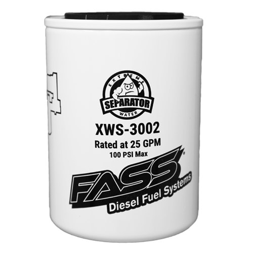 FASS Replacement Extreme Water Separator Filter