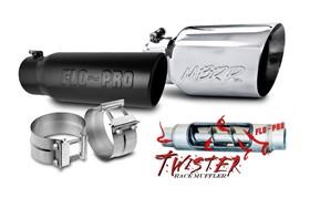 Image pour la catégorie Exhaust Tips and Universal