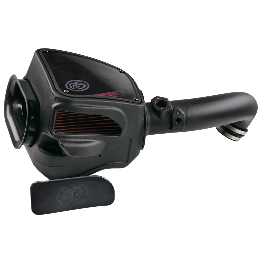 75-5082 - S&B Oiled Cold Air Intake System for 2016-2019 Nissan Titan XD 5.0L Diesel pickups