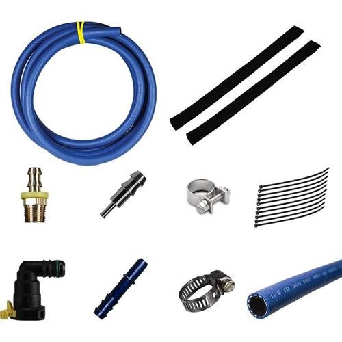 PFD-1001 - FASS Fuel Systems Fuel Filter Delete Kit for 2011-2019 Ford Powerstroke 6.7L diesel trucks