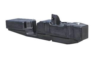 7010201S - Titan 52 Gallon Super Series Fuel Tank w/ Shield - GM 2001-2010 CC/SB