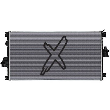 XD299 - XDP's X-tra Cool Secondary Radiator for 2011-2016 Ford Powerstroke 6.7L diesels
