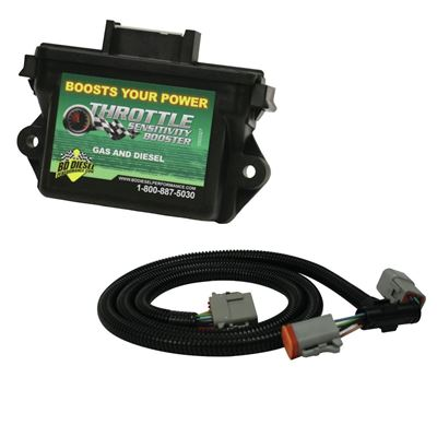 1057730 - BD Throttle Sensitivity Booster - Dodge 1998.5-2003