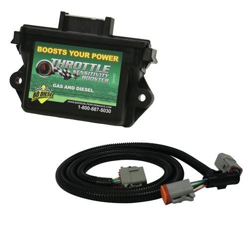 1057730 - BD Throttle Sensitivity Booster - Dodge 1998.5-2003