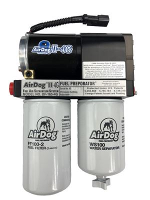 A6SABC413 - Airdog II-4G Fuel Air Separation System (165 GPH) - 2015+ GM