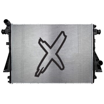 XD291 - XDP X-tra Cool Primary Radiator - Ford 2011-2016 Powerstroke 6.7L