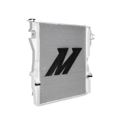 MMRAD-RAM-10 - Mishimoto Aluminum Radiator - Dodge 2010-2012 Cummins