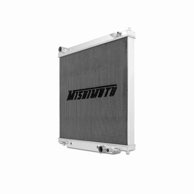 MMRAD-F2D-99 - Mishimoto Aluminum Radiator - Ford 1999-2003 7.3L Powerstroke