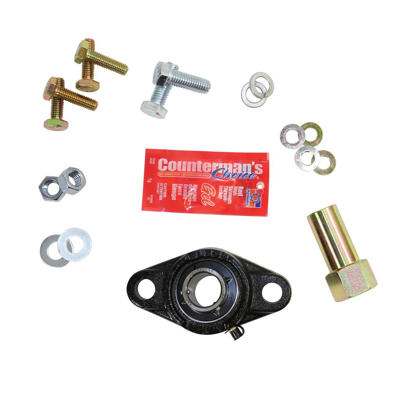 1302000 - Hardware kit for BD Steering Box Stabilizers
