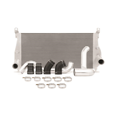 MMINT-DMAX-02K - Mishimoto Intercooler Kit for GM 2002 - 2004.5 Duramax LB7 and LLY