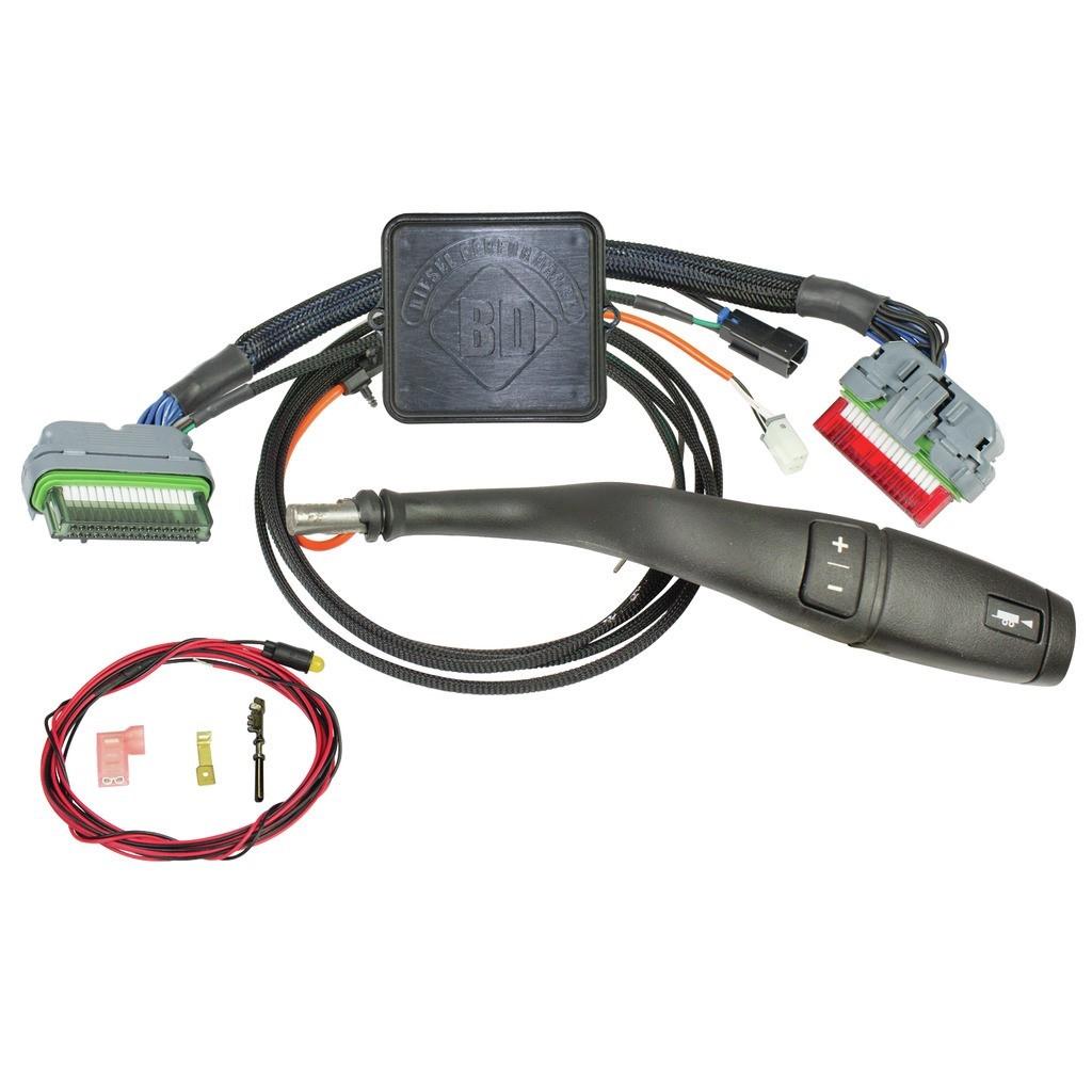 1031360 - BD Diesel Tap Shifter - GM 2001-2002 Duramax LB7