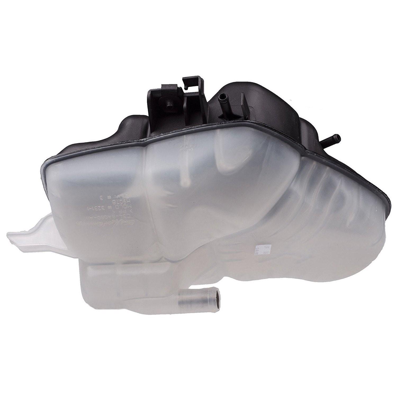 6C3Z-8A080-B - Motorcraft OEM Coolant Reservoir Tank (Degas Bottle) for Ford Powerstroke 2003-2007 6.0L diesels