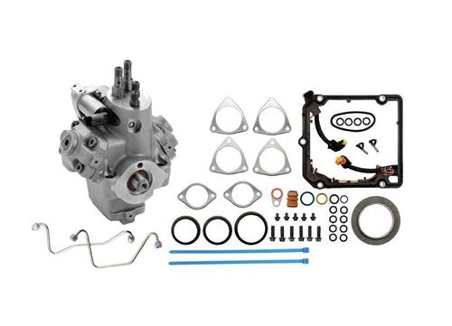 Pump and Install kit shown