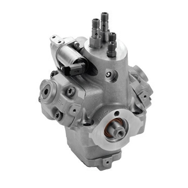 Pump shown