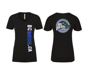 Picture of BC Diesel T-Shirt - Ladies Short Sleeve