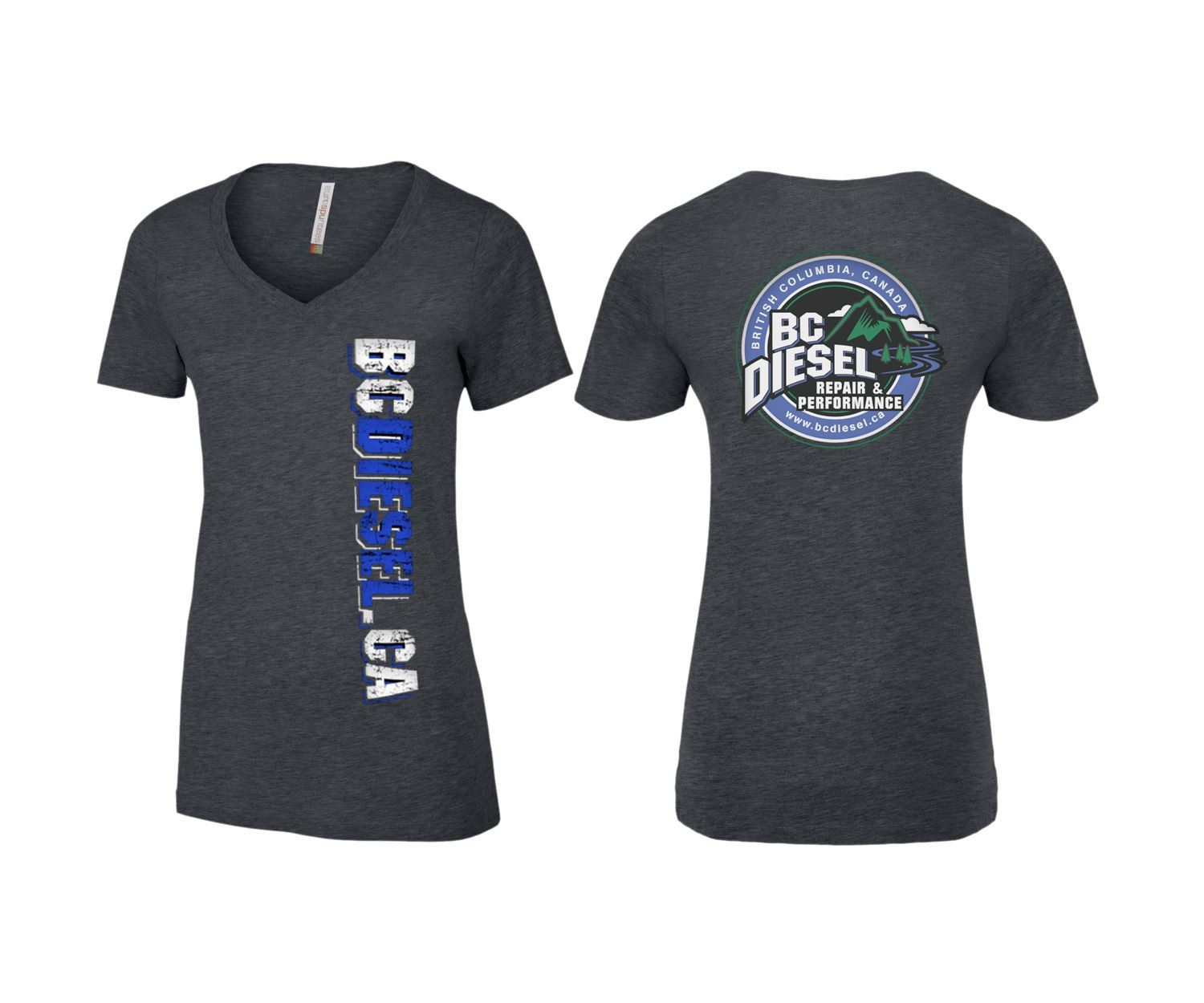 Picture of BC Diesel T-Shirt - Ladies Short Sleeve