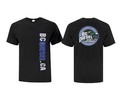 Image de BC Diesel T-Shirt - Manches courtes pour homme