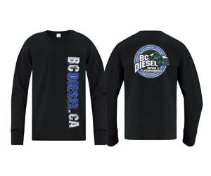 Picture of BC Diesel T-Shirt - Mens Long Sleeve