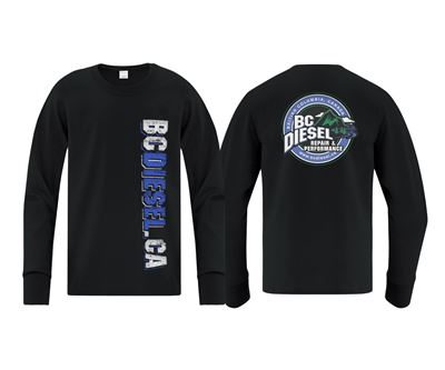 Image de BC Diesel T-Shirt - Mens Long Sleeve