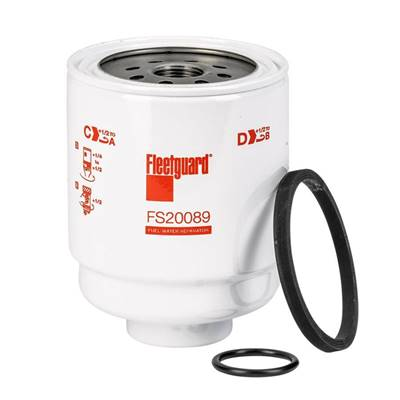 Picture of Fleetguard Fuel Filter / Water Separator Element (Lower) - Dodge 2013-2018