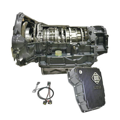 Picture of BD Diesel HD 68RFE Performance Transmission - Dodge 2007-2018 4WD