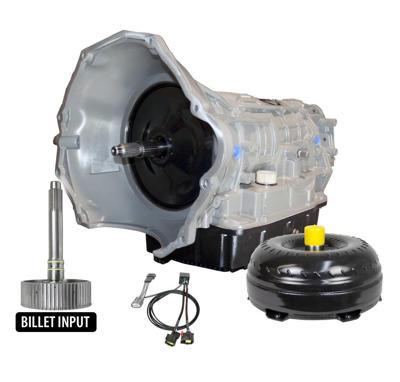 Picture of BD Diesel HD 68RFE Transmission & Converter Billet Shaft Package - Dodge 2007.5-2018 4WD
