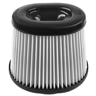 Picture of S&B Cold Air Intake Replacement Filter - Dry - Ford 2008-2010 (OVAL)