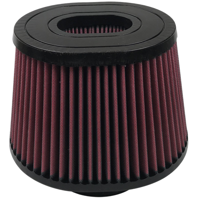 Picture of S&B Cold Air Intake Replacement Filter - Oiled - Ford 2008-2010 (ROUND FILTER)