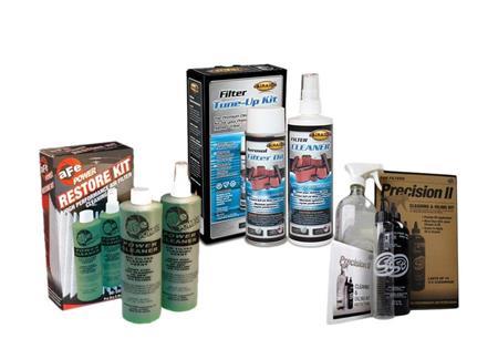 Image pour la catégorie Kits de Nettoyage de Filtre à Air