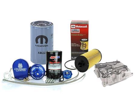 Image pour la catégorie Système d'huile moteur