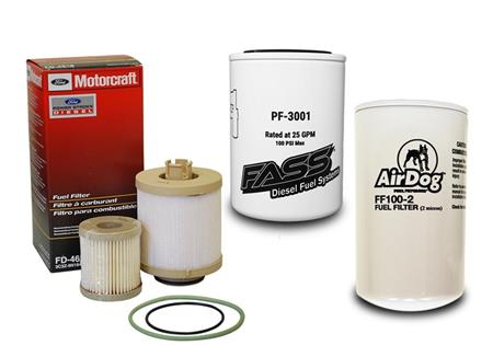Picture for category Fuel Filters & Water Separators