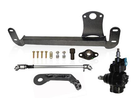 Image pour la catégorie Steering Boxes, Shafts & Braces