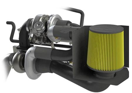 Picture for category Turbochargers - Twin Performance