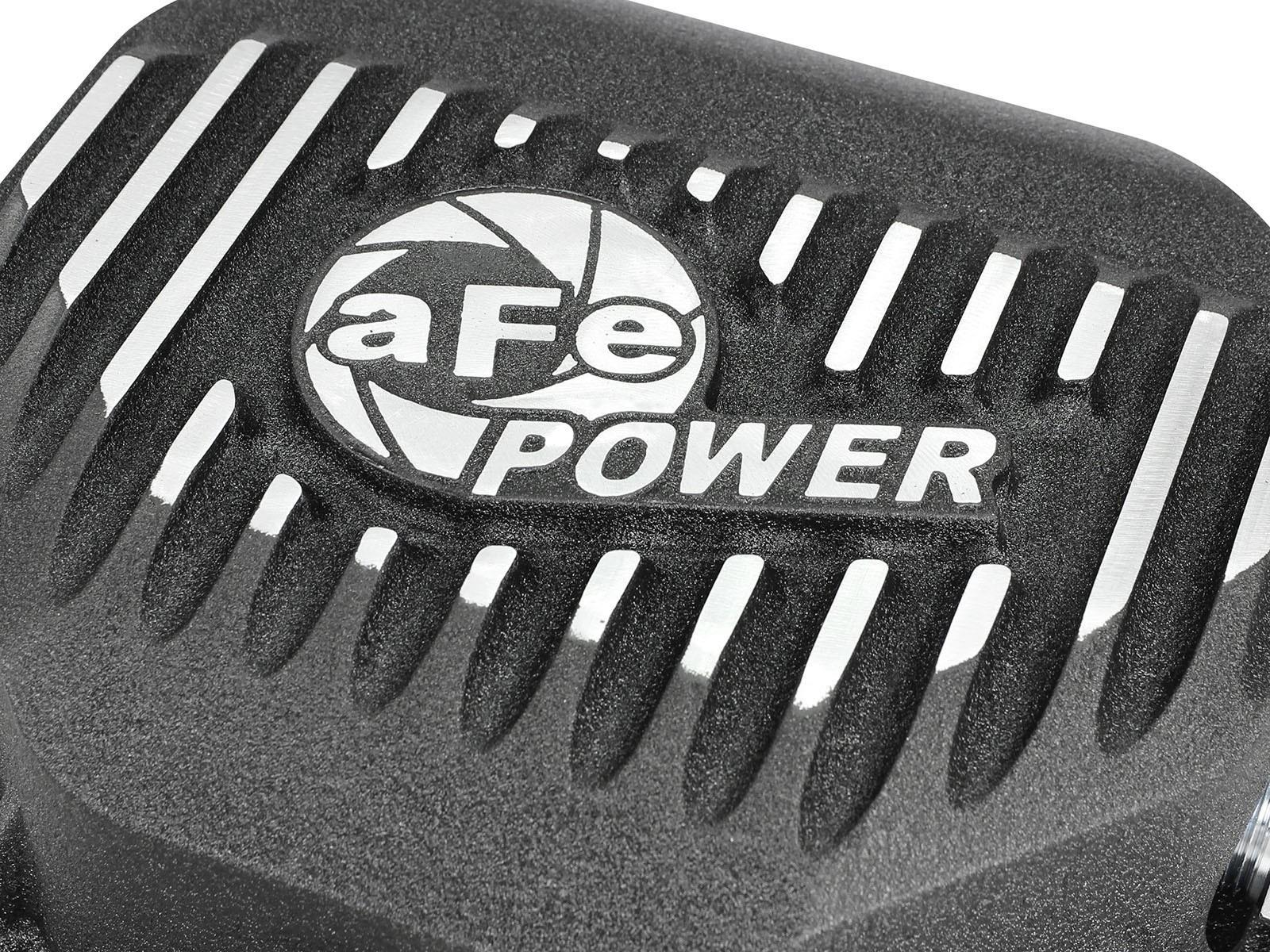 Picture of AFE Pro Series Rear Differential Cover 9.25-12 - Dodge EcoDiesel