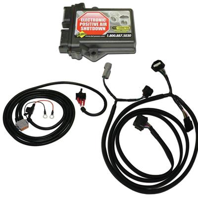 Picture of BD E-PAS Positive Air Shutoff - GM 2008-2010 Pickups / 2011-2012 Cab & Chassis