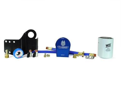 Image de Sinister Diesel Coolant Filter Kit w/ WIX Filter - Dodge 2013-2018 (obsolete)