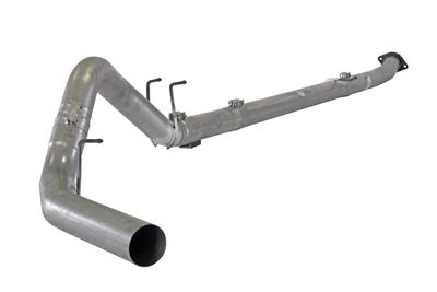 """Image de Flo-Pro 4"""" Down Pipe Back Exhaust - Stainless NM Ford 2011-2019 Auto Trans"""