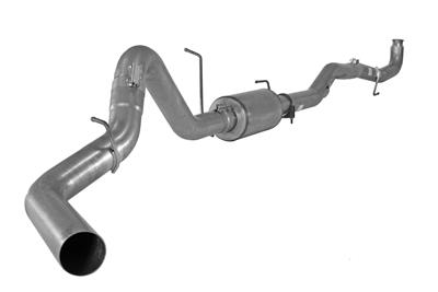 """Picture of Flo-Pro 5"""" Down Pipe Back Exhaust - Stainless WM GM 2011-2015 EC-CC/SB-LB*"""