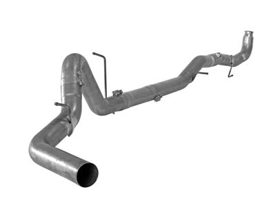 "Image de Flo-Pro 4"" Down Pipe Back Exhaust - Aluminized  GM 2011-2015 EC-CC/SB-LB*"