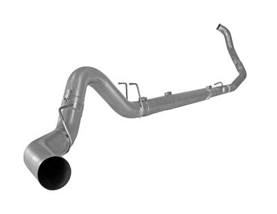 "Picture of Flo-Pro 5"" Turbo Back Exhaust - Stainless NM Ford 2008-2010 EC-CC/SB-LB - Auto Trans"